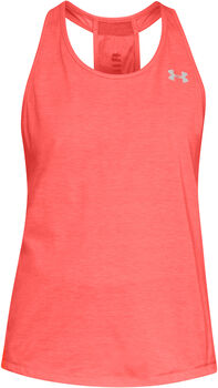 Under Armour Camiseta sin mangas UA Swyft Racer para mujer
