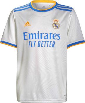 adidas Camiseta Primera Equipación Real Madrid 21/22 Jr
