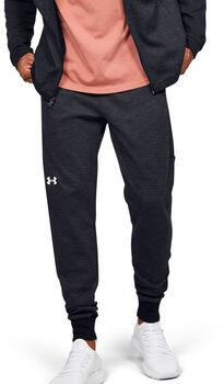 Under Armour Jogger UA Double Knit para hombre Negro