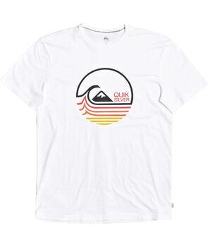 Quiksilver Camiseta Lazy Mind hombre