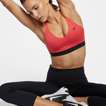 Nike Sujetador INDY BRA mujer Naranja