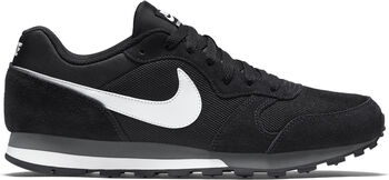 Nike Md Runner 2 Hombre En Negro