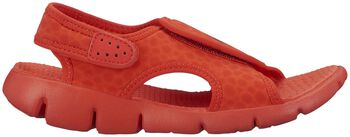 Nike Sunray Adjust 4 (GS/PS) niño Rojo