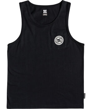 DC Camiseta Sin Mangas Pocket hombre
