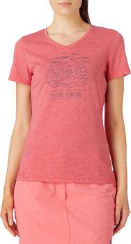 McKINLEY Camiseta Manga Corta Kulma mujer