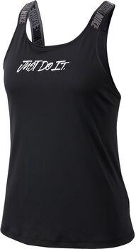 Nike Camiseta Graphic mujer Negro