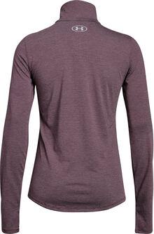 Camiseta de running con media cremallera Threadborne™ Streaker