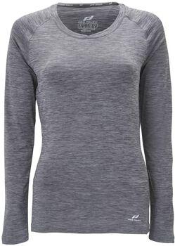 PRO TOUCH Camiseta m/l Rylunga II wms mujer Negro