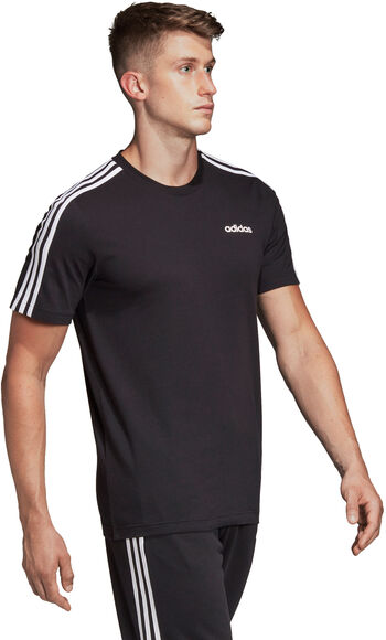 Camiseta Manga Corta Essentials 3 Stripes