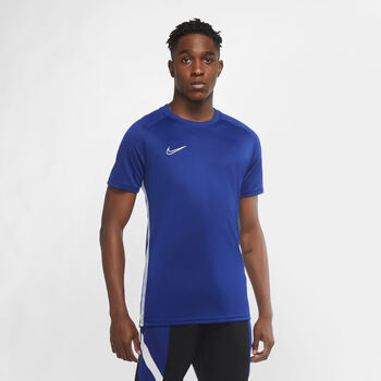 Nike Camiseta m/cNK DRY ACDMY TOP SS hombre Azul
