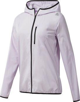 Reebok WOR Woven Jacket Mujer Blanco