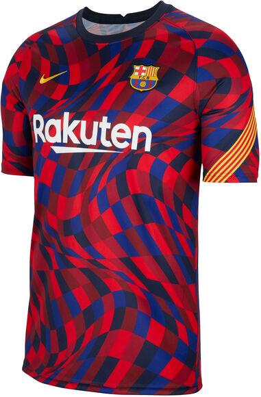 Camiseta equipación entrenamiento FCB