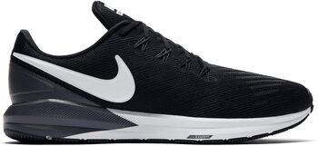 Nike Zapatilla AIR ZOOM STRUCTURE 22 hombre Negro