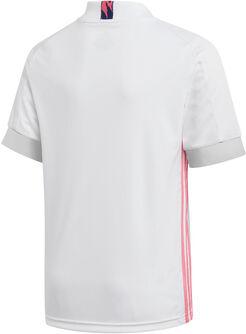 Camiseta Primera Equipación Real Madrid 20/21 Jr