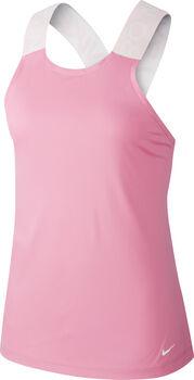 Nike Camiseta Sin Mangas Pro mujer Rosa