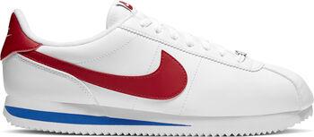 Nike Zapatillas Cortez Basic Leather hombre Blanco