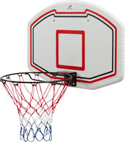 Tablero con aro, basket