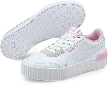 Puma Zapatillas Carina Lift mujer Blanco