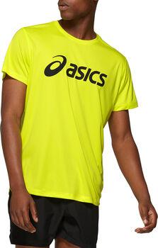ASICS Camiseta manga corta Silver Running hombre