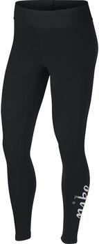Nike Sportswear Metallic Gx mujer Negro