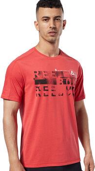 Reebok Camiseta OST Speedwick Graphic Tee hombre