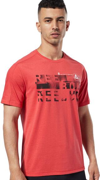 Camiseta OST Speedwick Graphic Tee