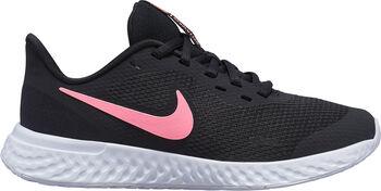Nike Zapatilla REVOLUTION 5 (GS) Negro