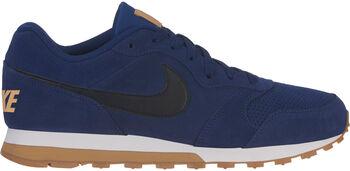 Zapatillas de ante Nike MD Runner 2 hombre Azul