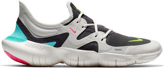 valores Espectacular Viva  Nike Zapatilla FREE RN 5.0 mujer en Gris