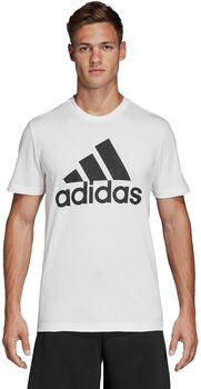 Camiseta Manga Corta adidas MH BOS Tee hombre