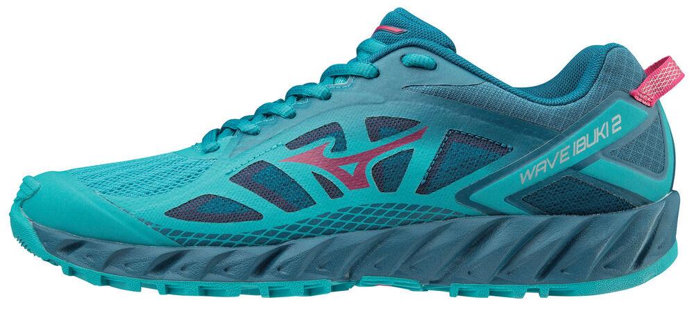 Mizuno - Zapatillas de trail running WAVE IBUKI 2 (W) - Mujer - Zapatillas Running - 38