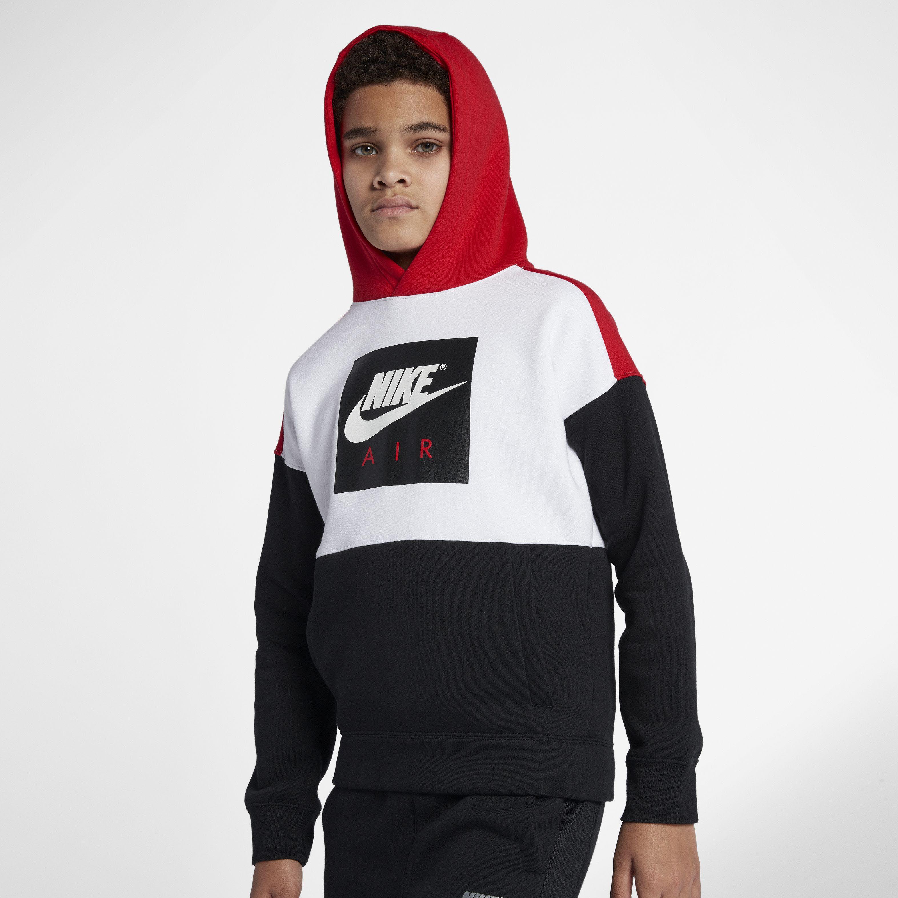 · Nike Hoodie Air Po Niño Junior dhBtsrCxQ