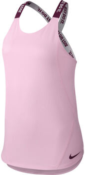 Nike Camiseta de entrenamiento  Dry niña Rosa