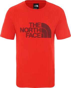 The North Face Camiseta manga corta Extent III Tech hombre Rojo