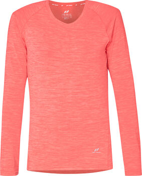 PRO TOUCH Camiseta m/l Rylunga II wms mujer Rojo