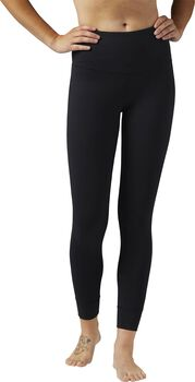 Reebok lux High-Rise Tight Mujer Negro