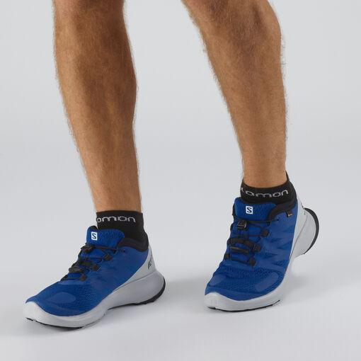 Salomon - Zapatilla de trailrunning SENSE FLOW GTX - Hombre - Zapatillas Running - 41 1/3