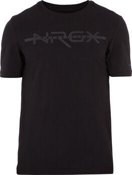 ENERGETICS Camiseta Manga Corta Argente I ux hombre Negro