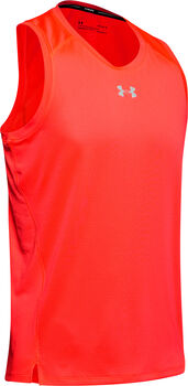 Under Armour Camiseta m/c UA QUALIFIER SINGLET hombre