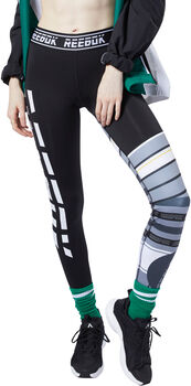 Reebok Malla WOR MYT Engineered Tight mujer