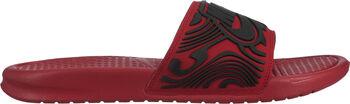 Nike BENASSI JDI SE hombre Rojo