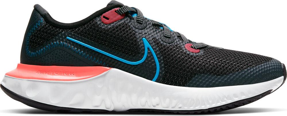 Nike - Renew Run - Unisex - Zapatillas Running - Negro - 38?