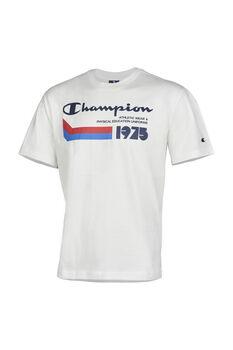 Champion Camiseta Crewneck  hombre