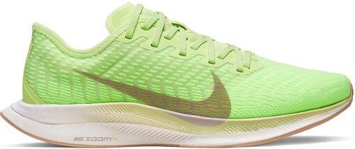 Nike - Zapatilla WMNS NIKE ZOOM PEGASUS TURBO 2 - Mujer - Zapatillas Running - Verde - 38