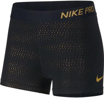 Nike Pro 3in1 Metallic mujer