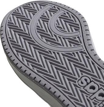 adidas Zapatilla Hoops Mid 2.0 niño