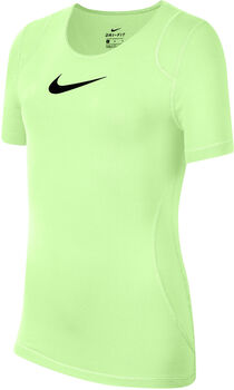 Nike  Pro niña Amarillo