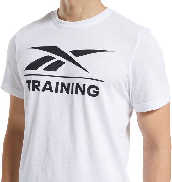 Camiseta de manga corta de entrenamiento