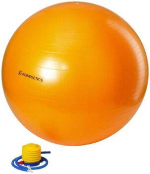 Energetics Gymnastic Ball Con Hinchador Naranja