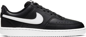 Nike Zapatilla COURT VISION LOW mujer Negro
